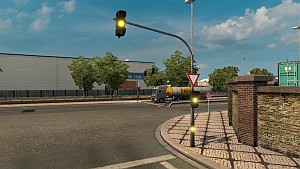 Real Traffic Lights by Thalken