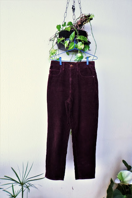 calça vintage mom jeans cintura alta