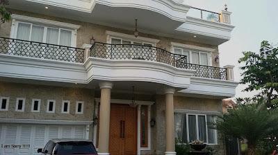 balkon mewah