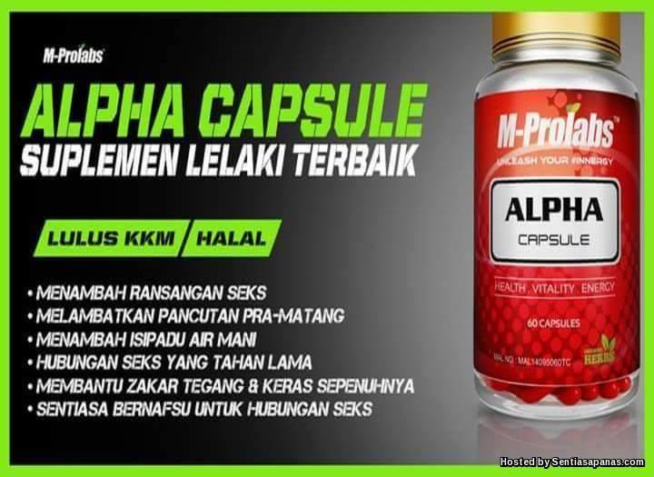 Alpha Capsule