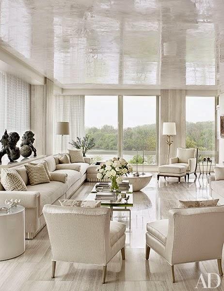 Mix And Chic: Home Tour- A Luxury Washington, D.C. Apartment
