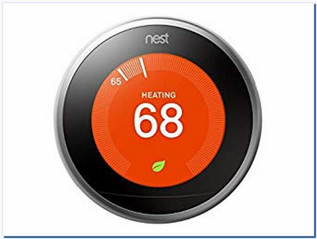 Factory refurbished nest thermostat