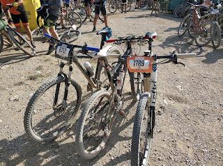 Bicis de Monegros 2018