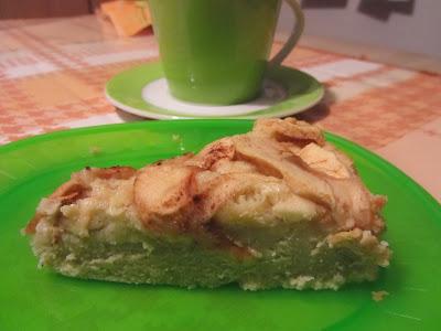 Donna Hay: Torta mela-cannella
