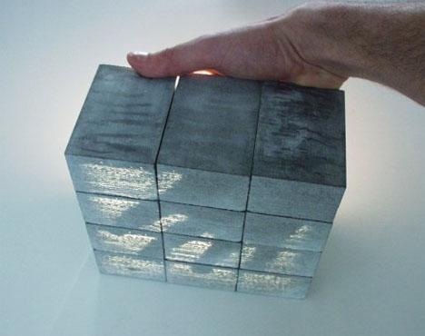 Resultado de imagem para bloco de concreto translúcido