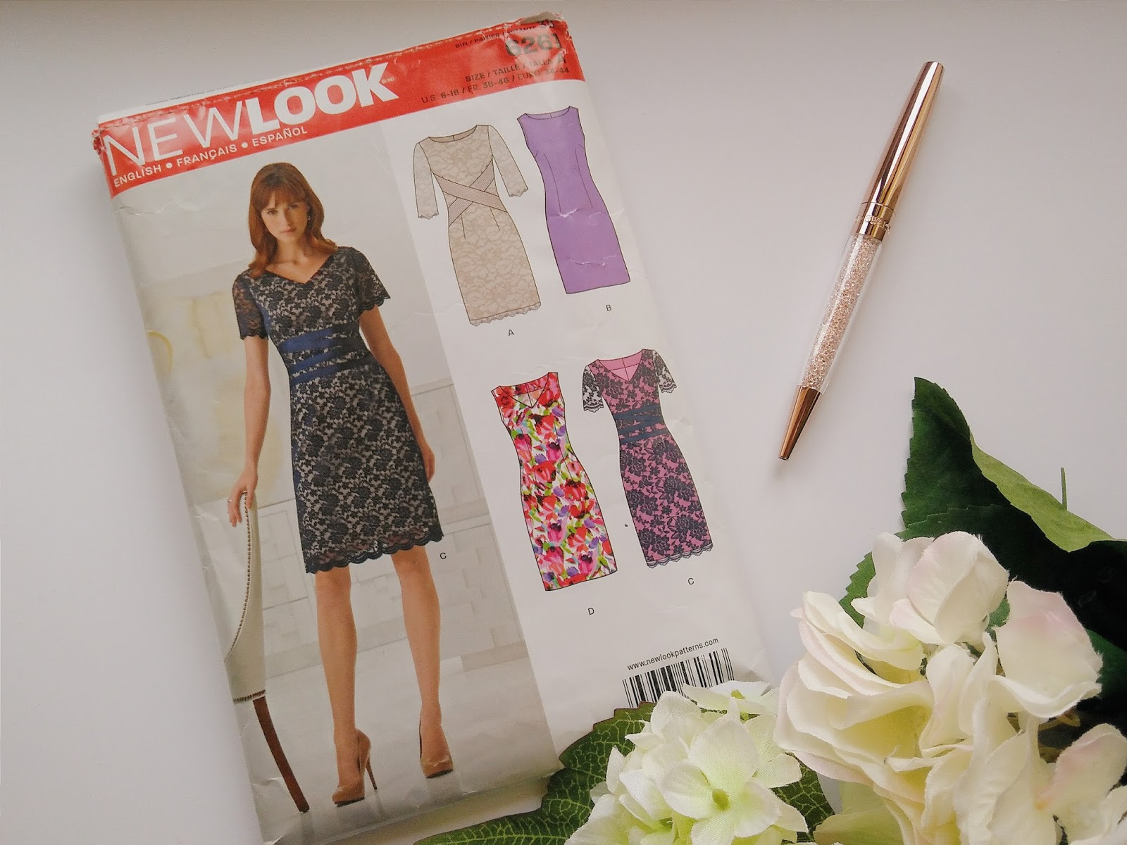 New Look 6261 pattern review
