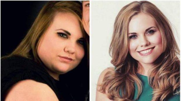 Inspirasi Buat yang Ingin Langsing!! Wanita ini Sukses Menurunkan 50kg Berat Badannya Hanya dengan Mengubah 1 Kebiasaan Kecil..