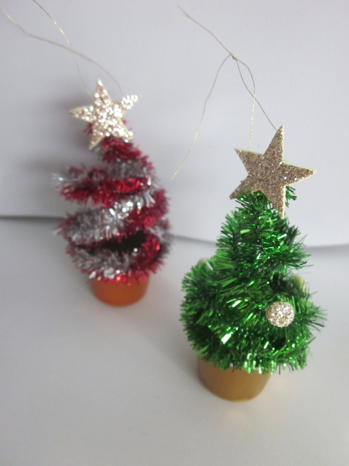 Las manualidades de kika navidad con los ni os en casa - Los adornos navidenos ...