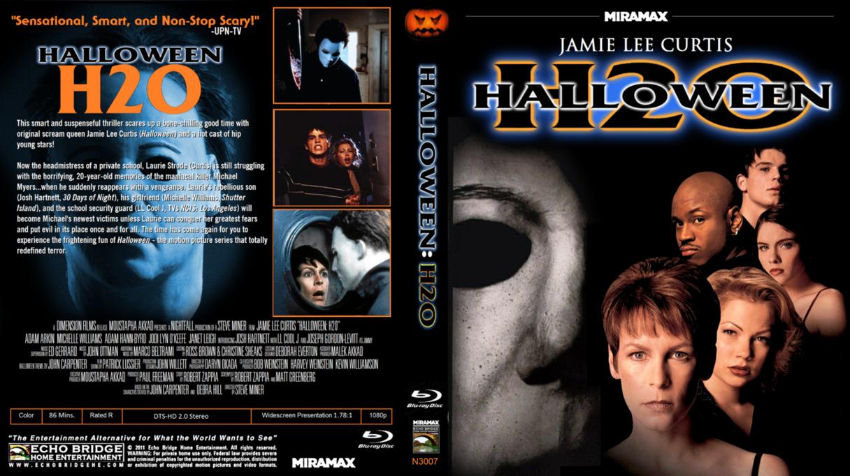 the horrors of halloween halloween h20 20 years later 1998 vhs the horrors of halloween halloween h20 20 years later 1998 vhs - Halloween H20 Theme