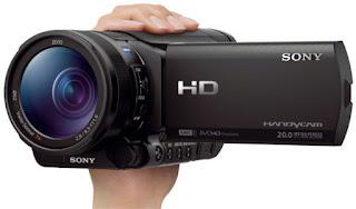 video camera obiettivo raccolta fondi crowdfunding pietromaker eppela