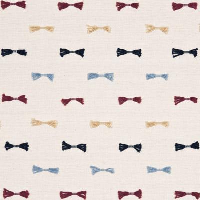 Aesthetic Oiseau: Bow Tie Fabric