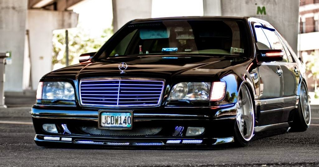 Mercedes Benz W140 S500 Vip Style Benztuning