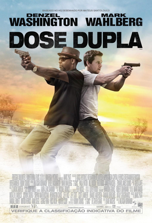Nonton Film 2 Guns (2013)