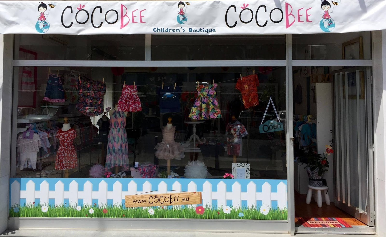 843a8aa55 Kids have Fun in Cyprus  CocoBee children shop Limassol – Style with ...