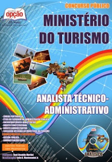 Apostila Mtur - Analista Técnico-Administrativo