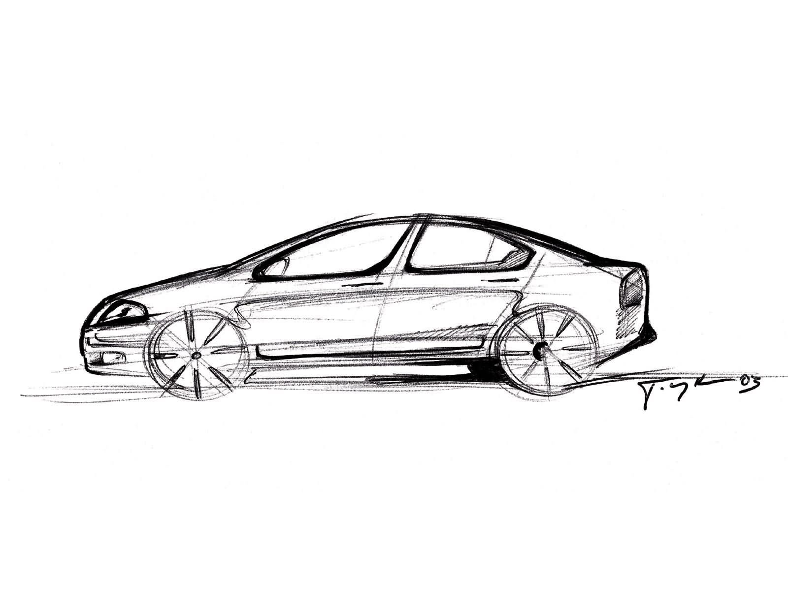 3d Cars Drawings