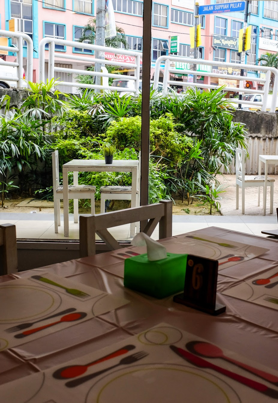 Foodlogy French-Italian Restaurant @ Viva Residency, Sentul