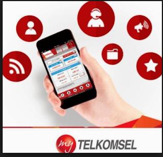 Cara Transfer Kuota Telkomsel Flash 4G 3G Simpati As