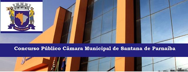 Apostila Câmara Municipal de Santana de Parnaíba - Grátis CD, Impressa e Digital em PDF por Download.