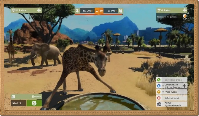 Zoo Tycoon Ultimate Animal Collection PC Gameplay