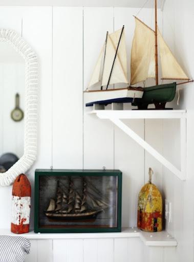 nautical decor details