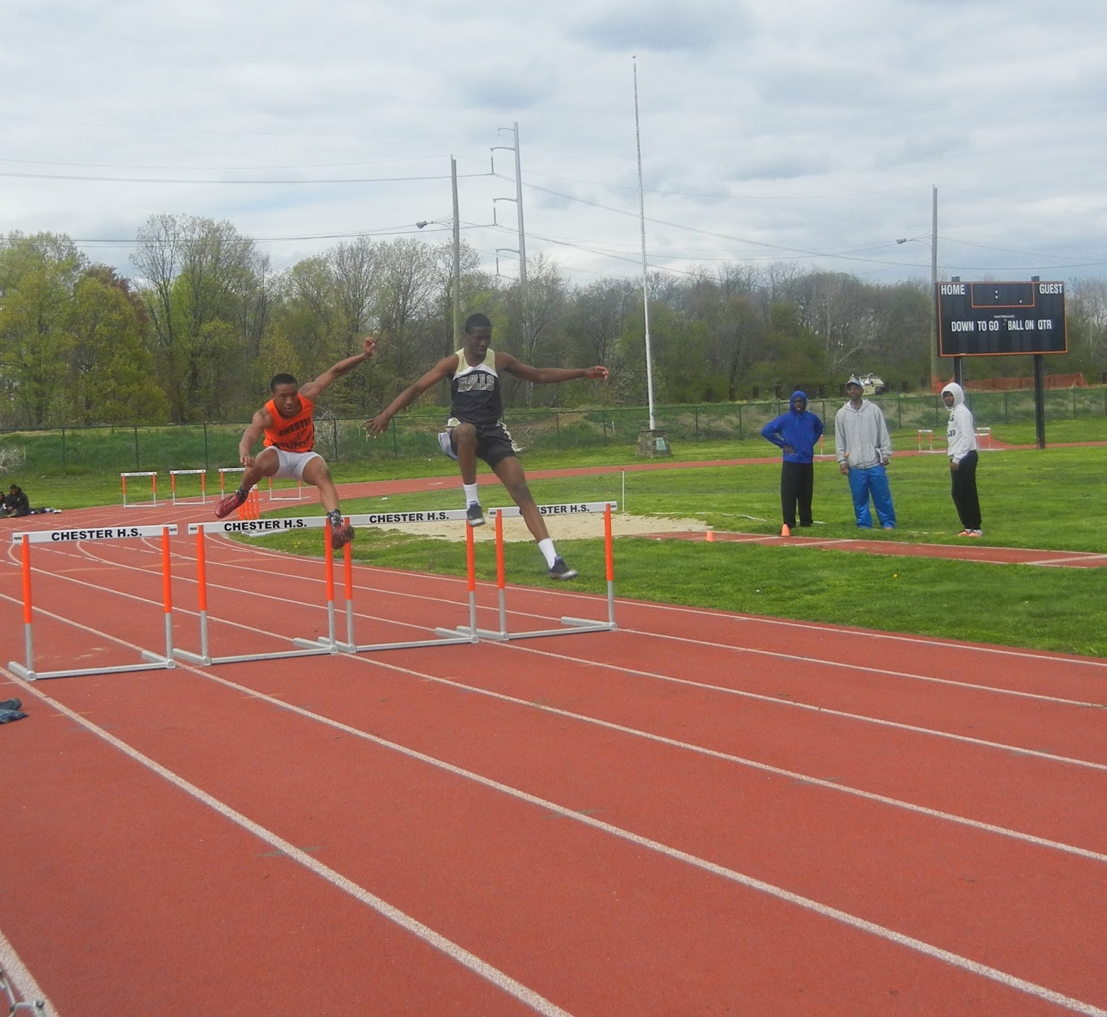 henderson west chester track meet 6 2 2015