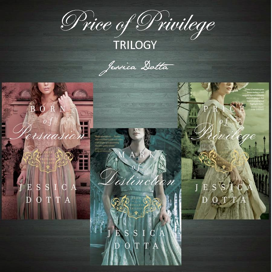 Price of Privilege Trilogy Covers by Jessica Dotta