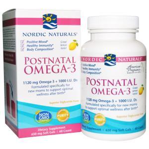 افضل حبوب فيتامينات للمرضع حبوب اوميغا 3 بعد الولادة للمرضع دايلي حبوب اوميغا 3 Omega