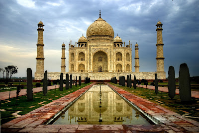 hindistan, tac mahal,