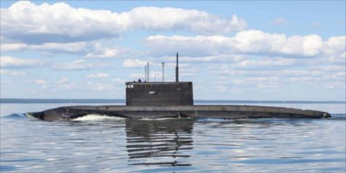 GOOD NEWS! Russia offers submarine to Philippines