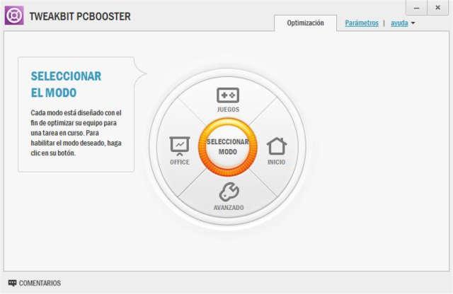 TweakBit PCBooster 1.8 Full Español (Mejora el rendimiento de tu PC)