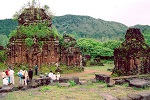 Tra Kieu village Simhapura