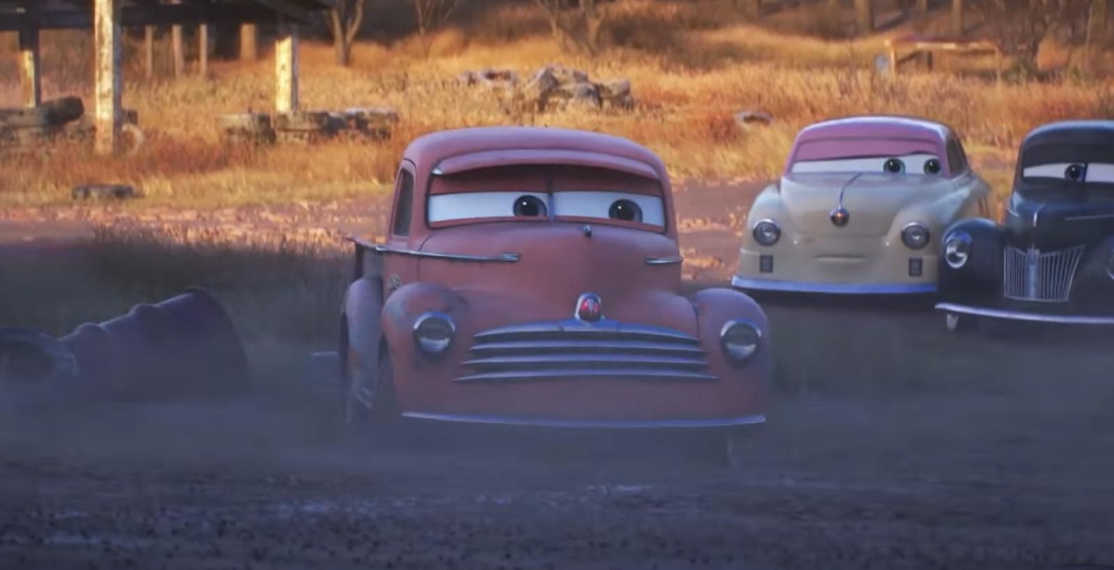 pixar smokey screenshot