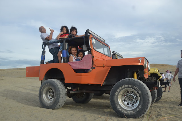 Located inwards the town of Paoay inwards Ilocos Norte thingstodoinsingapore: Ilocos Norte: Paoay Sand Dunes