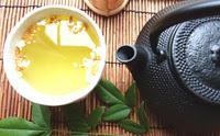 buy best Genmaicha brown rice Japanese green tea