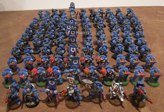 Ultramarines Army Truddenia: Ultr...