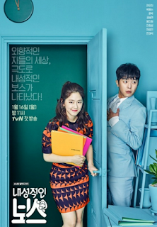 Sinopsis Drama Introverted Boss