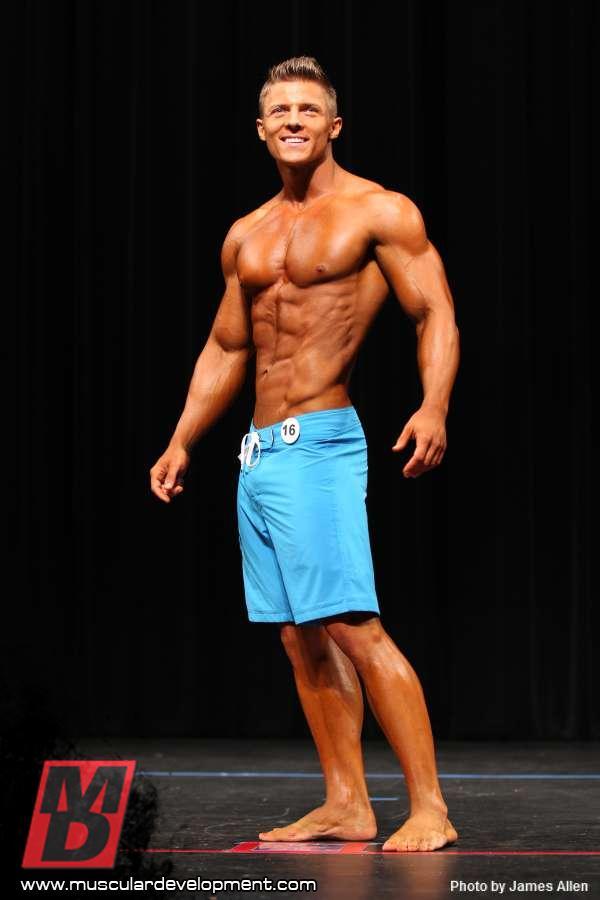 Physique Contest Mens Prep