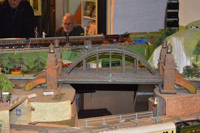 Brighton Toy and Model Museum Running Day, Hornby, Marklin Bridge, Bassett-Lowke, Minic, Tri-Ang,
