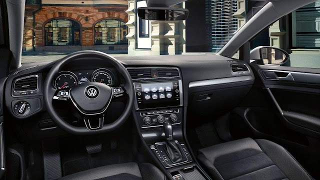 Volkswagen Golf Variant TGI 2019