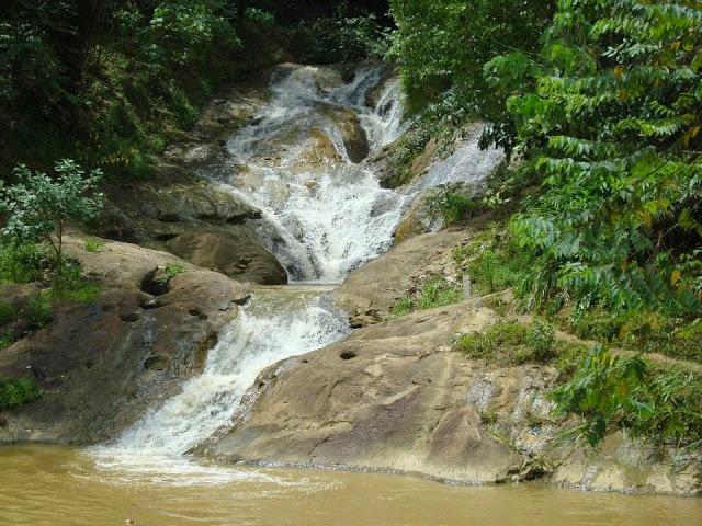 Tempat Wisata Air Terjun Pinang Seribu Di Samarinda Inspirasi