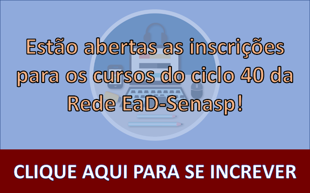 http://portal.ead.senasp.gov.br/