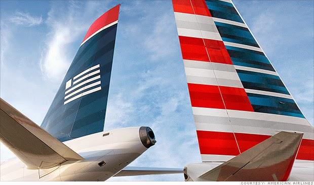 Ganhe 100 De Milhas Us Ariways Futura American Airlines