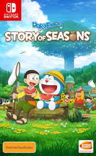 Doraemon Story of Seasons llega a Occidente para Nintendo Switch y PC.