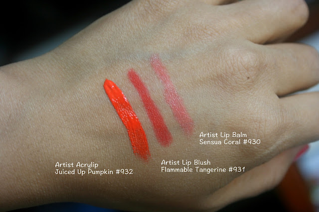 Make Up For Ever Lip Fever Orange Review, Photos