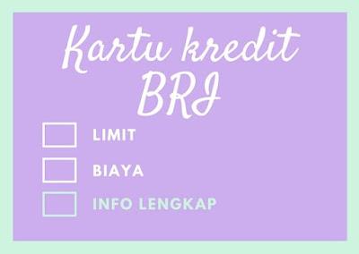 Gambar 2 Jenis kartu Kredit BRI