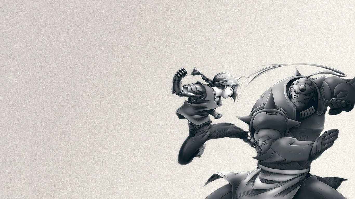 Free Anime Wallpaper: Fullmetal Alchemist: Brotherhood ...