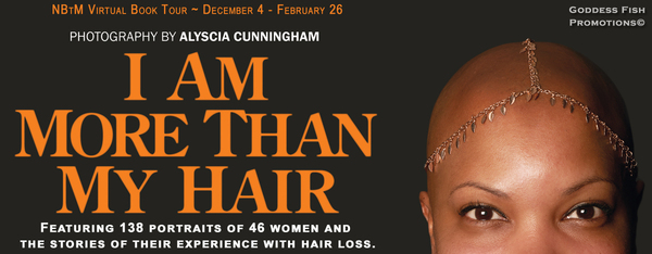 I am more than my hair banner
