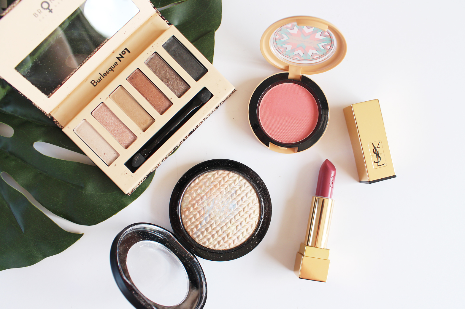 MOST LOVED | July '16 - M.A.C., YSL + Bronx Colors - CassandraMyee