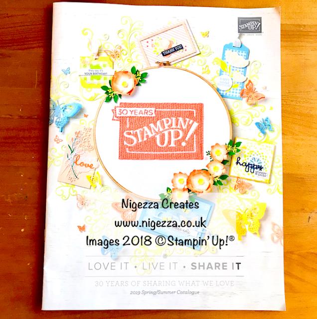 Nigezza Creates Spring Summer Catalogue request form
